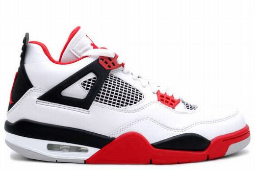 Nike Air Jordan 4 Fire Red 2012 US10 / EU44