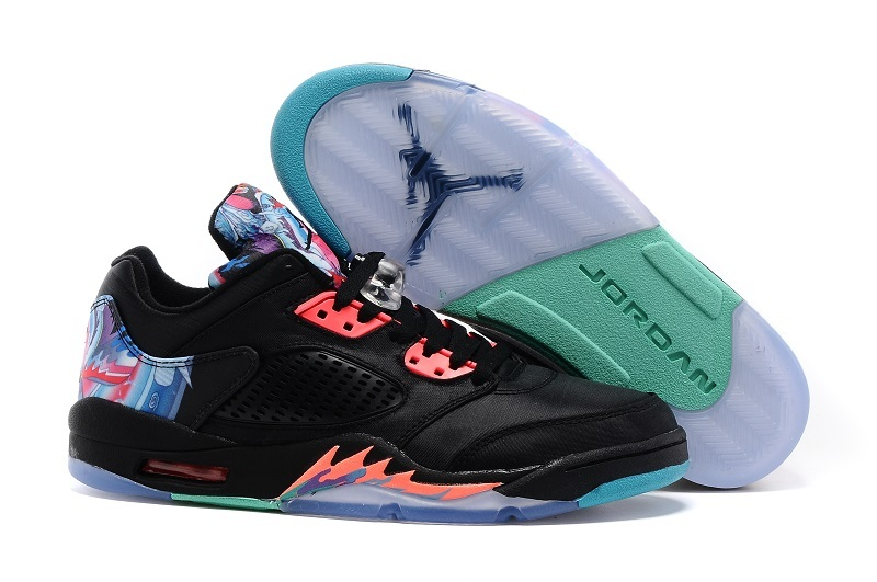 "6c43f38709d Air Jordan V (5) Retro Low ""China"""